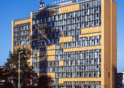 Scheibenhochhaus